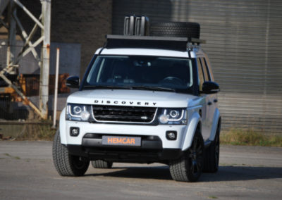 Land Rover Discovery Luxury Edition