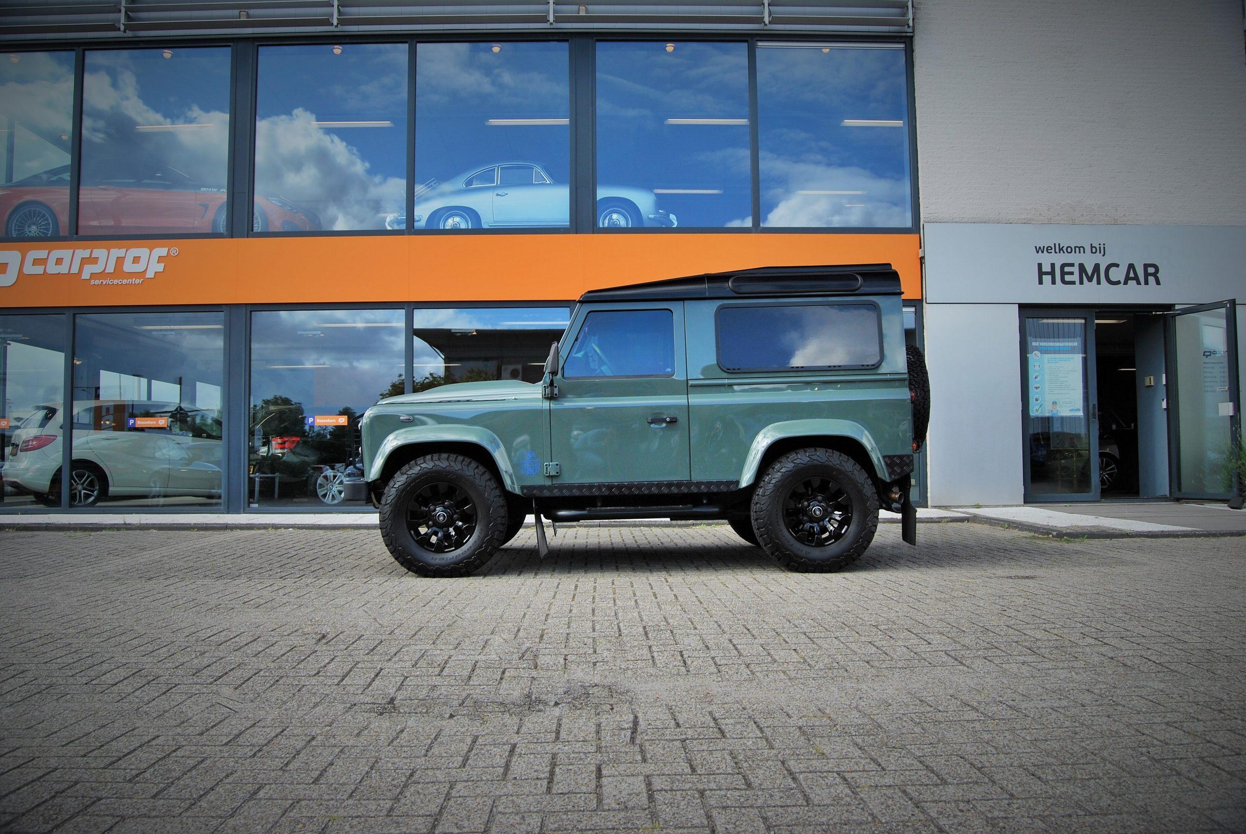 Land Rover Defender 90 Hemcar